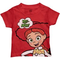Toy Story Jessie Little Girls Tee (Toddler Girls)