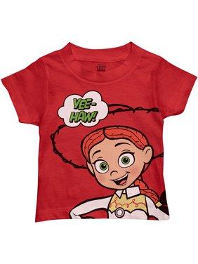 Toy Story Jessie Little Girls Tee (Toddler Girls)