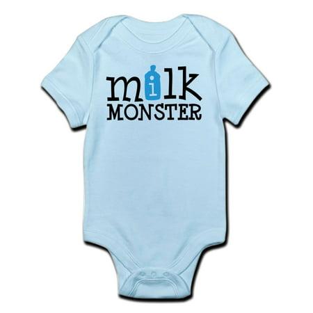 CafePress - Milk Monster Infant Bodysuit - Baby Light Bodysuit](Baby Monster University)