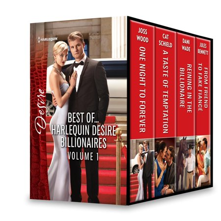 Best of...Harlequin Desire Billionaires Volume 1 -
