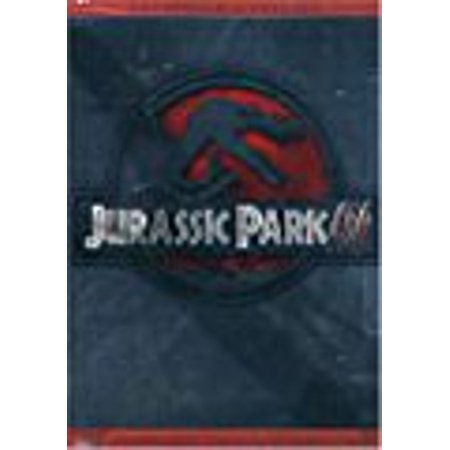Jurassic Park III (Pan & Scan/ Special - Europa Park Halloween Special
