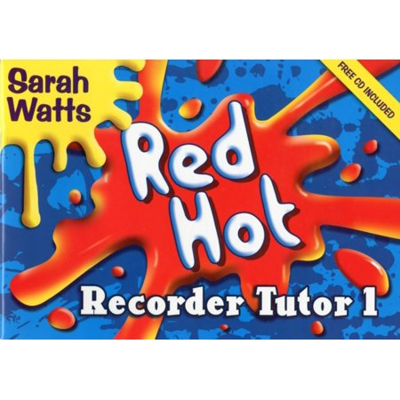 - Red Hot: Recorder Tutor 1 (Sheet music)
