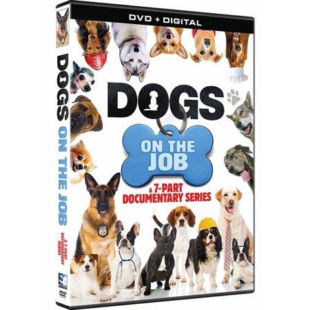 Dogs On The Job: 7 Part Documentary Series (DVD)](Documentary On Halloween)