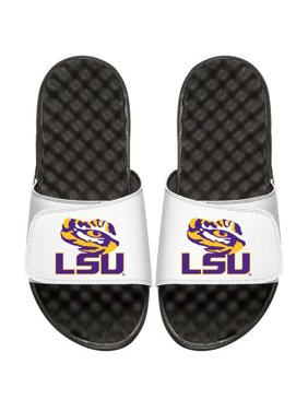 LSU Tigers Louisiana State Slides ISlide Primary Adjustable Sandals