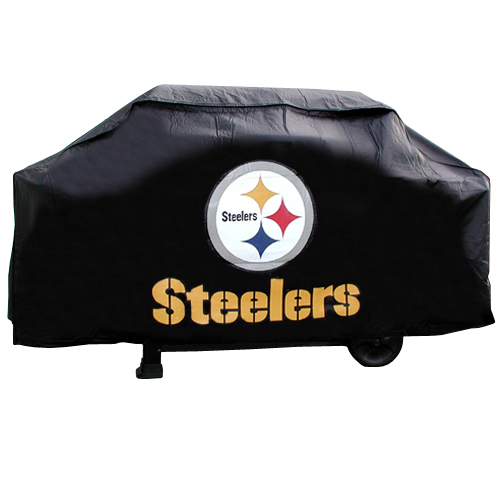 Pittsburgh Steelers Deluxe Grill Cover by Rico