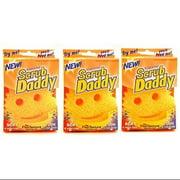 Scrub Daddy - Multi-Purpose Scrubber - 3 pack