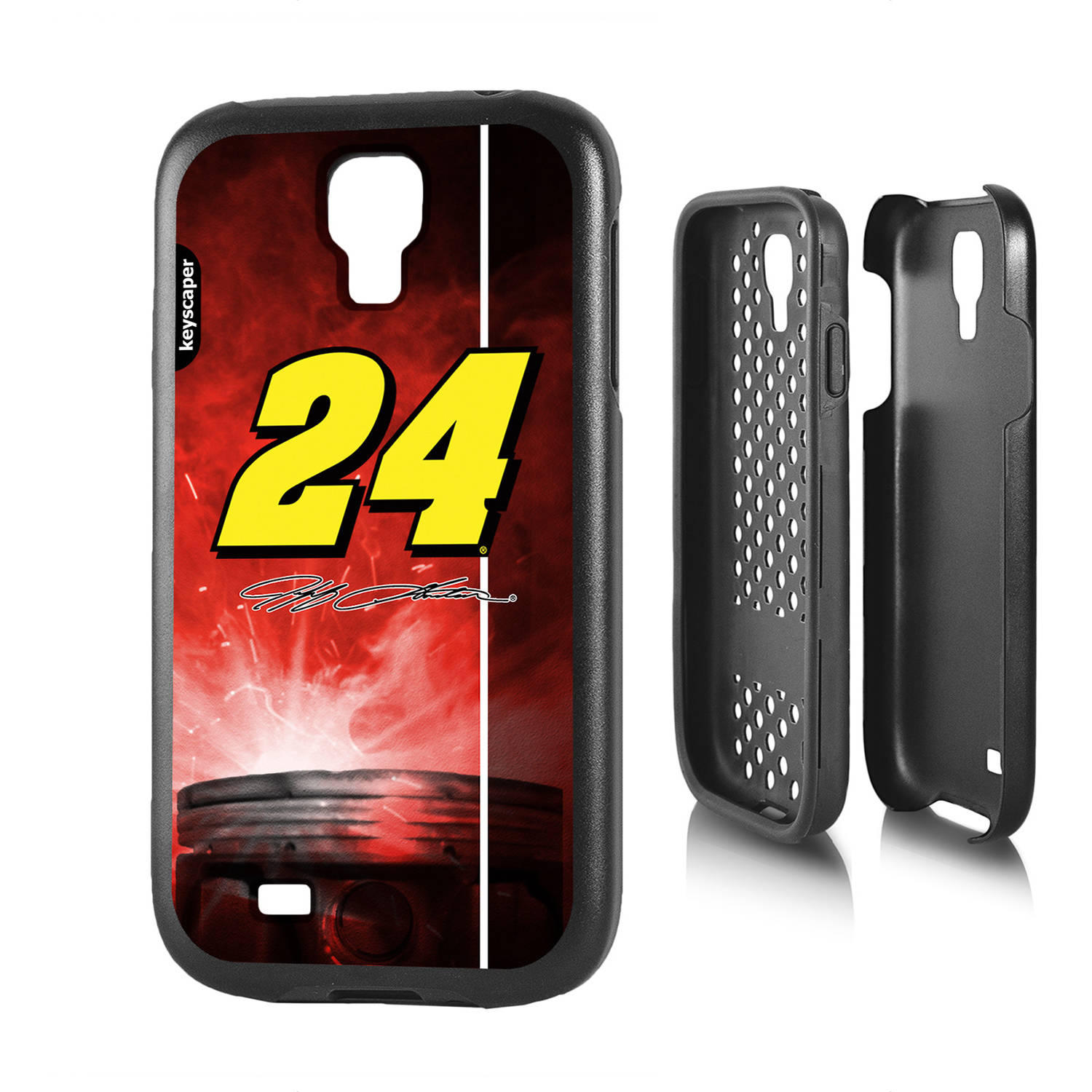 Jeff Gordon #24 Galaxy S4 Rugged Case