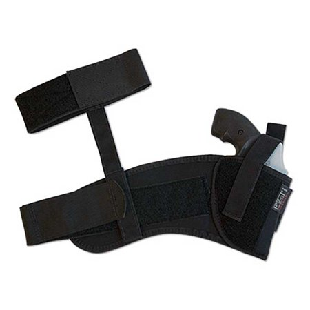 Uncle Mikes Kodra Ankle Holster, Black Size 16, Left Hand Left Handed Ankle Holster