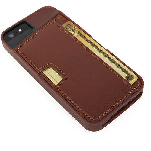 iPhone 5SE/5s CM4 Protective cover Brown