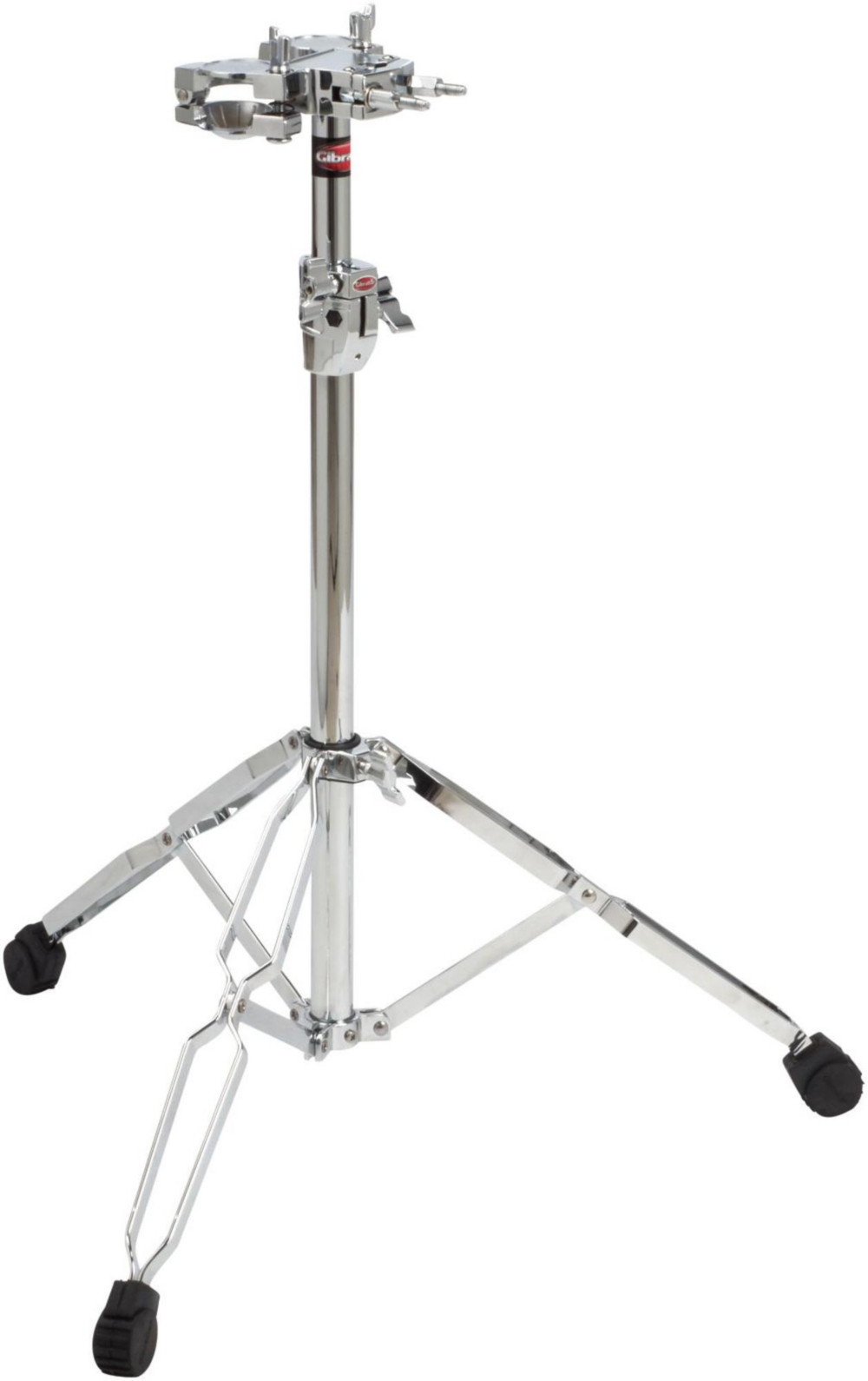 Gibraltar 6713DP HD Double Braced Tom Stand Double L Rod Platform   Cymbal Mount by Gibraltar