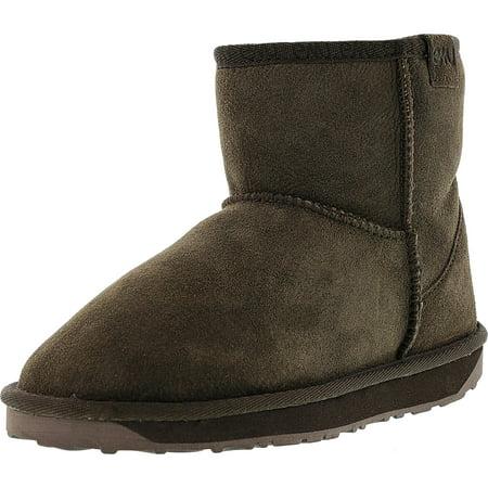 Emu Women's Stinger Mini Ankle-High Sheepskin Boot