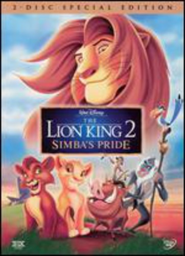 the lion king 2 simba\u0027s pride [2 discs] [special edition] [ws] (dvd) The Lion King Topic