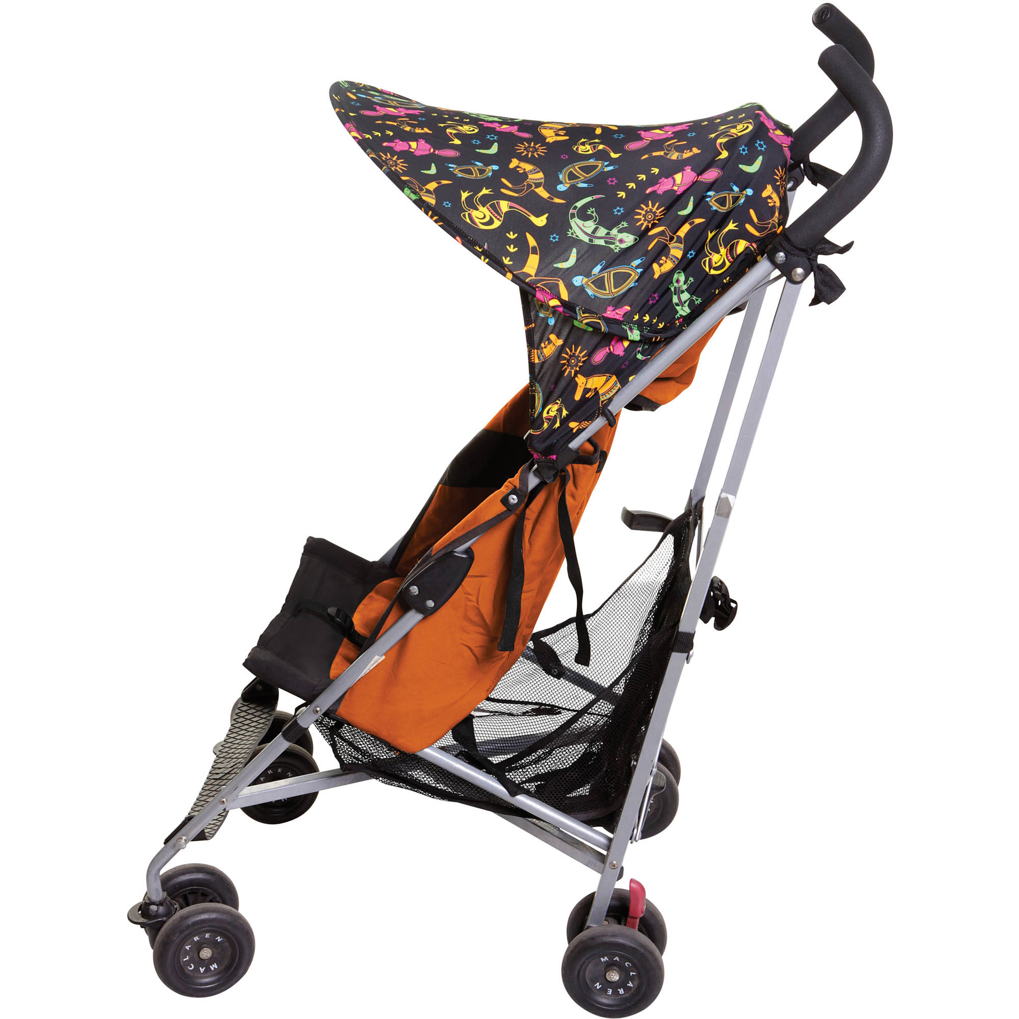 Dreambaby Strollerbuddy Extenda-Shade, Animal Print
