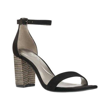 399127199d Bandolino - Women's Armory Ankle Strap Sandal - Walmart.com