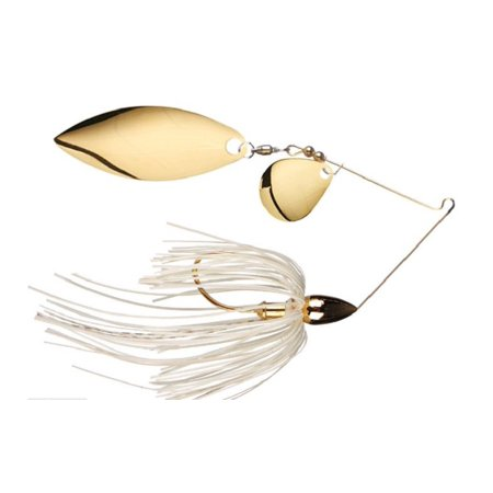 Double Willow - war eagle double willow leaf spinnerbait