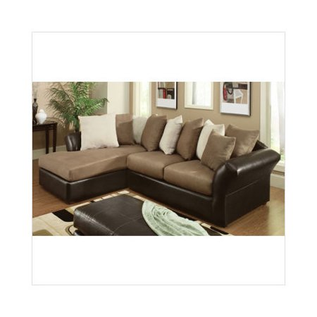 Jackson furniture sonoma sectional sofa walmartcom for Jackson furniture sectional sofa