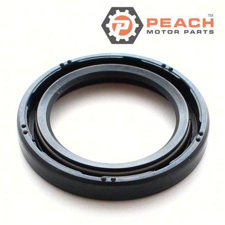 Peach Motor Parts PM-91251-ZW1-003  PM-91251-ZW1-003 Seal, Oil Drive Shaft Lower Unit Gearcase; Replaces Honda®: 91251-ZW1-003, Mercury Marine®: 26-43035, Chrysler Force®: 26-43035, Sierra®: