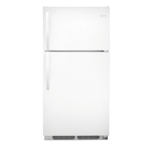 Frigidaire FFTR1514Q 28 Inch Wide 14.6 Cu. Ft. Top Freezer Refrigerator with Sto