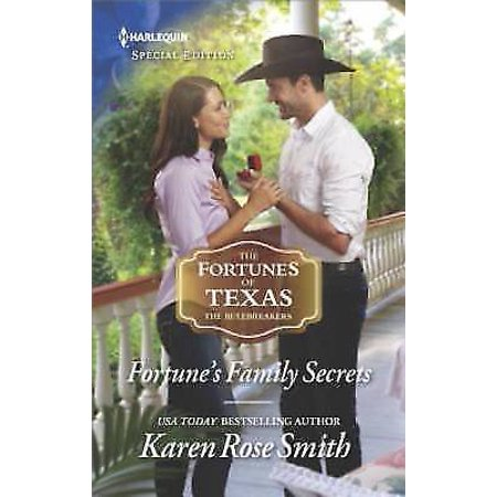 Fortune's Family Secrets (The Fortunes of Texas: The Rulebreakers)