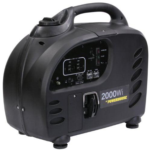 Powerhouse 60376 2000Wi, 1900 Running Watts/2000 Starting...