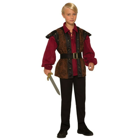 Boys Renaissance Faire Boy Halloween Costume - Plus Size Renaissance Halloween Costumes