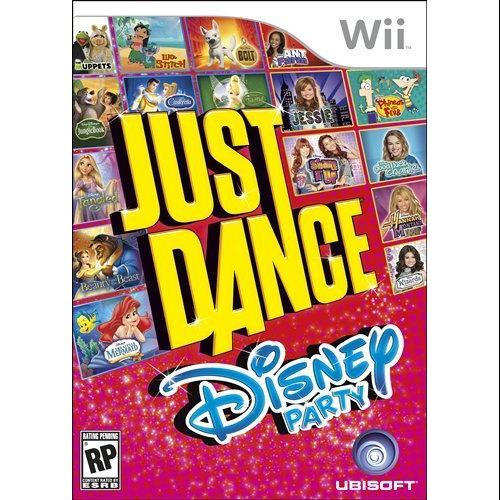 Ubisoft 17721 Just Dance Disney Party Wii