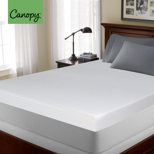 Canopy 4 Memory Foam Mattress Topper Walmart Com