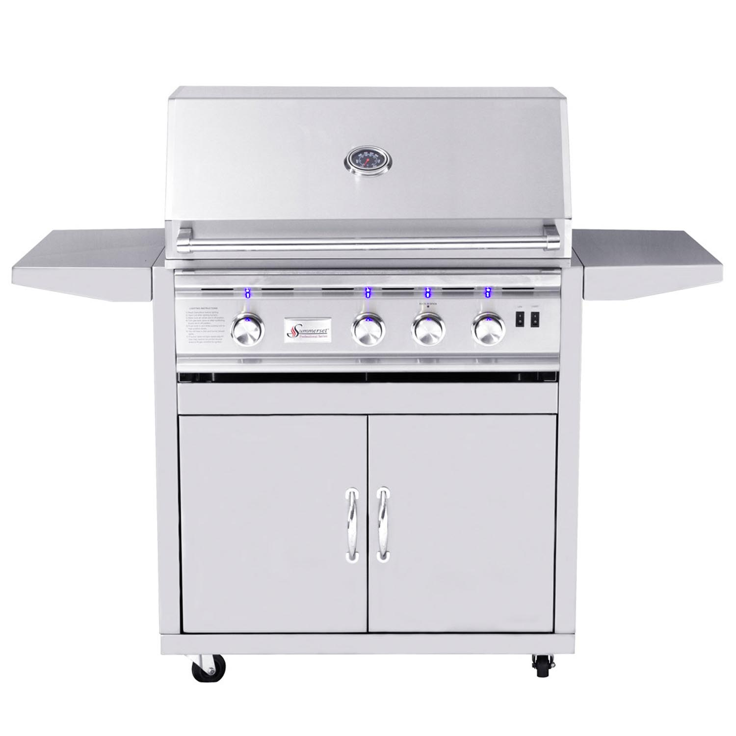 Summerset TRL Series Gas Grill on Cart, 32\ by Summerset Grills