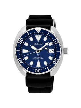 7e428940cfa Product Image Seiko Men s Prospex Automatic Stainless Steel Silicone Band  Watch SRPC39J1