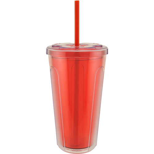 Copco 24 oz Double Wall Tumbler, Red