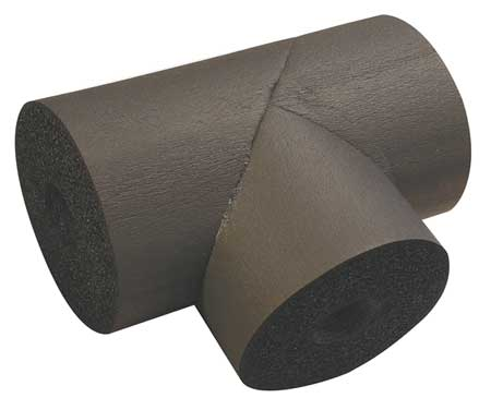 801-T-048138 K-FLEX USA Pipe Fitting Insulation,Tee,1-3//8 In ID