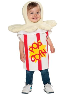 Goin' to the Movies Popcorn Toddler Costume