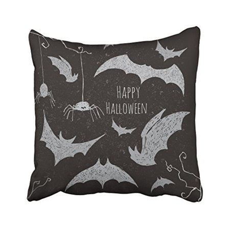 RYLABLUE Halloween Pillow Covers Cushion Cover Case 20x20 Inches Pillowcases Two Side - image 1 of 1