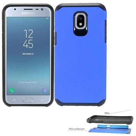 detailed look 7f372 6f5c4 Phone Case for Samsung Galaxy J7 (2018) / Galaxy J7 V 2nd-Gen. (Verizon) /  Galaxy J7 (2018) / J7 Refine / J7 Star / J737 Rugged Dual layered Hybrid ...