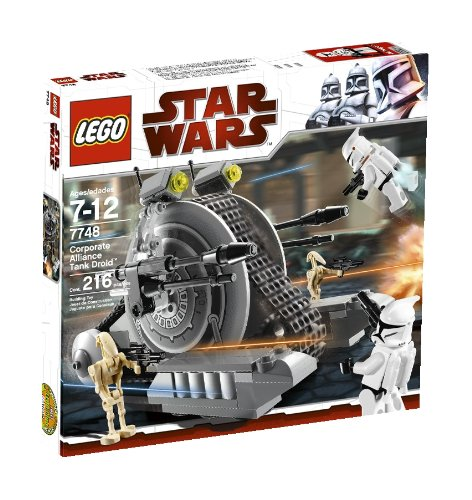 LEGO Star Wars - Corporate Alliance Tank Droid