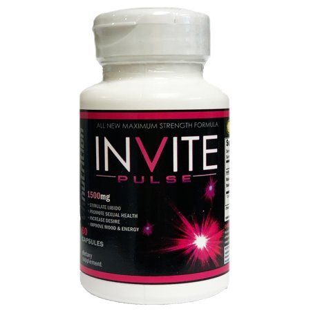 Invite | Female Libido Enhancer (Best Drug To Increase Female Libido)