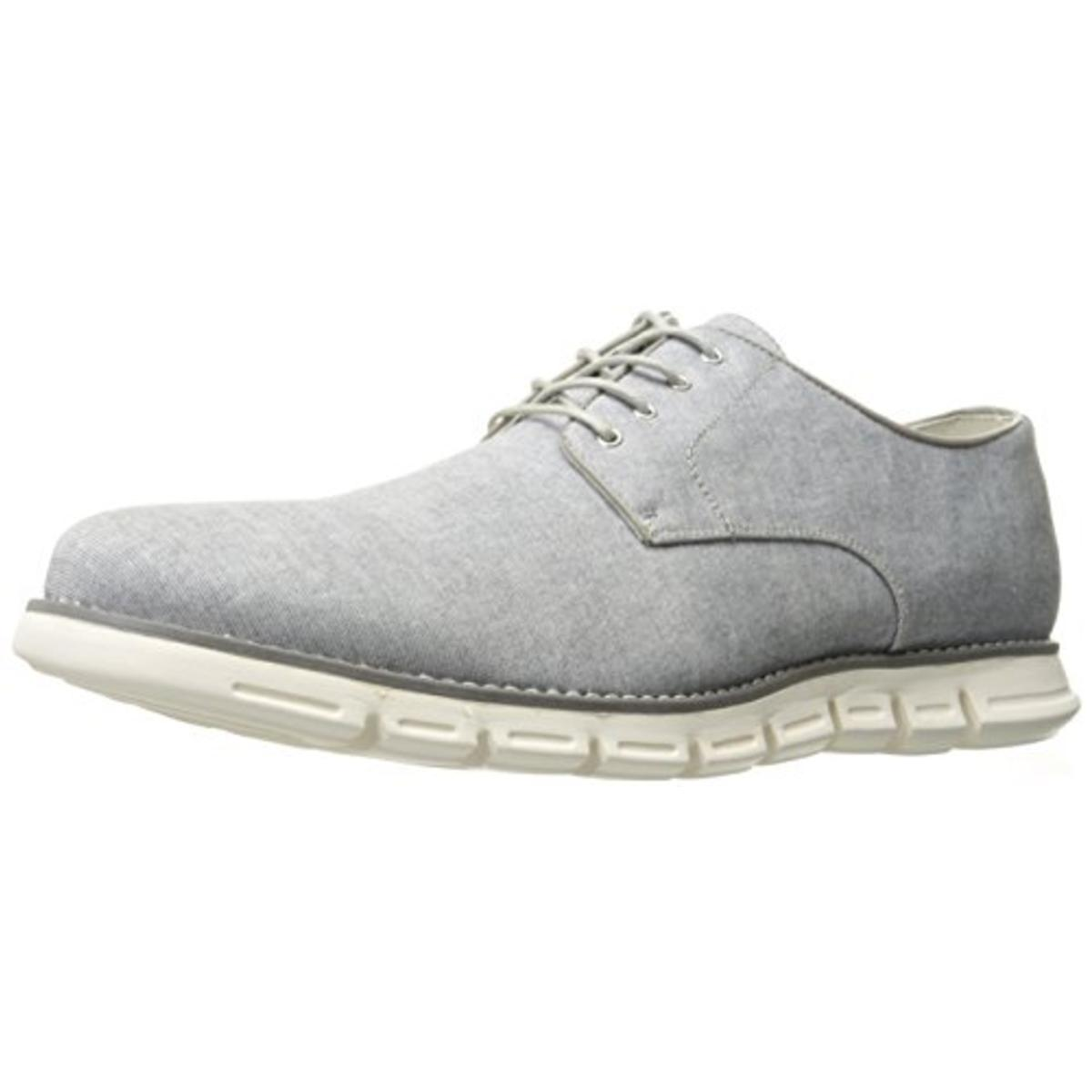 GBX Mens Haste Textured Plain Toe Oxfords by GBX