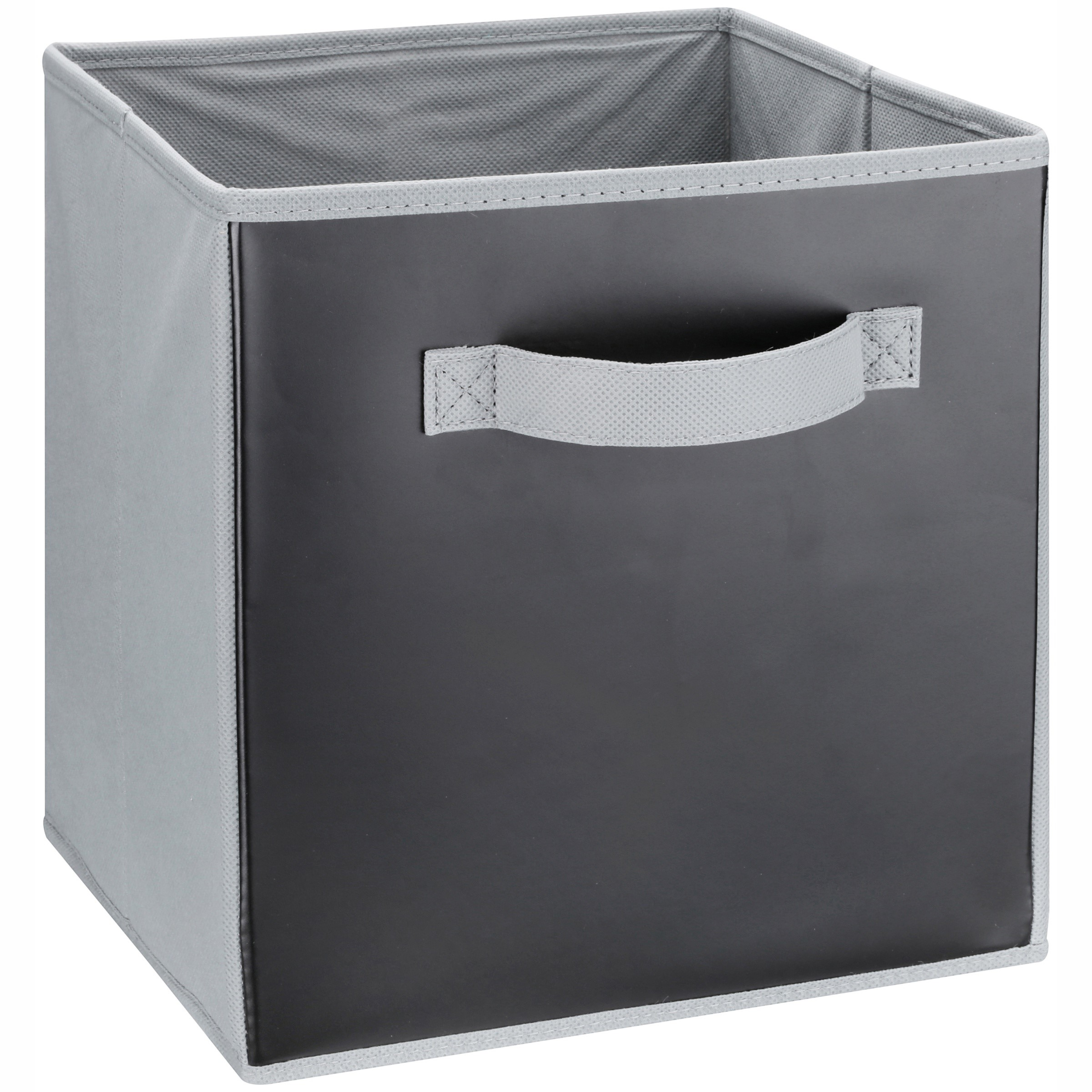 ClosetMaid Cubeicals Gray Chalkboard Fabric Drawer