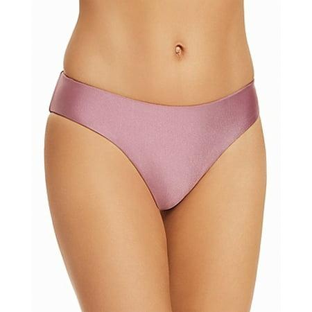 Becca Womens Swimsuit - Becca NEW Pink Womens Size Large L Classic Bikini Bottom Swimwear