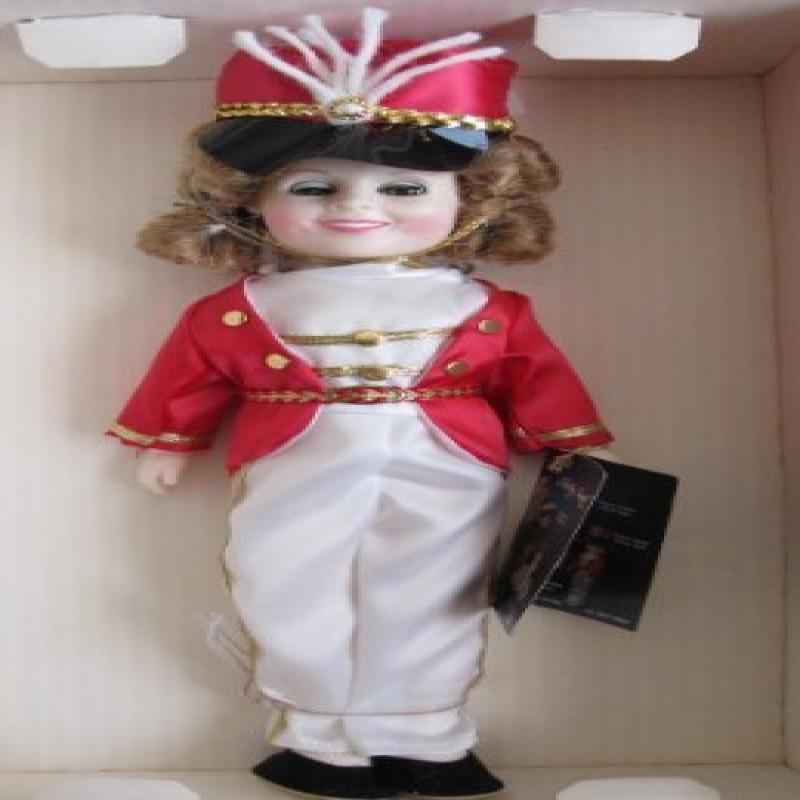 "Ideal Shirley Temple POOR LITTLE RICH GIRL Doll 12"" Tall ..."