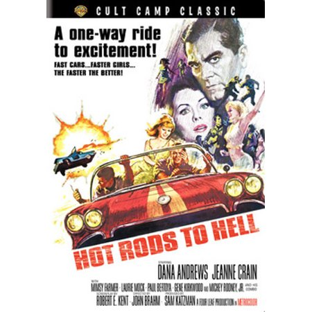 Hot Rods To Hell (DVD)