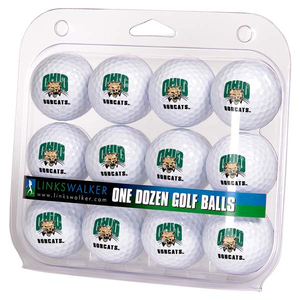 Ohio Dozen Golf Balls