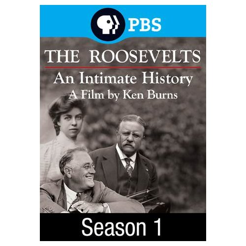 Ken Burns: The Roosevelts: An Intimate History: Season 1 (2014)