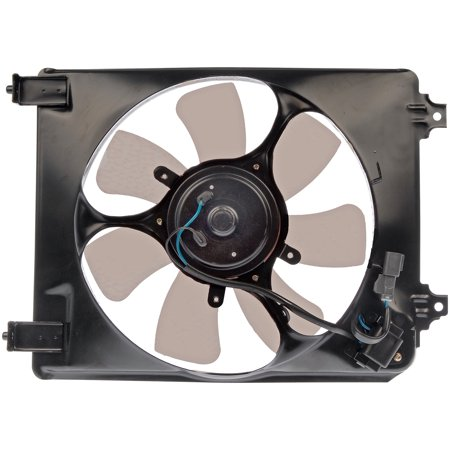 Dorman (OE Solutions) 621-011 Air Conditioner Condenser Fan OE Solutions (TM) OE Replacement; 100 Percent New; Fully Assembled For Ease Of Installation - image 1 of 1