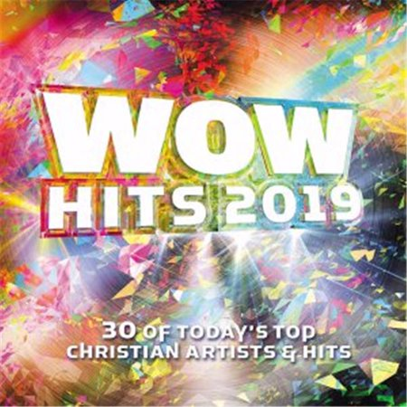 Capitol Christian Distribution 171743 Wow Hits 2019 - 2 CD October Audio CD
