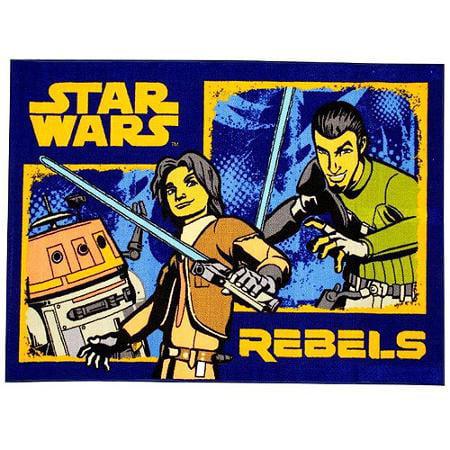Disney Star Wars Nylon Room Rug: 40