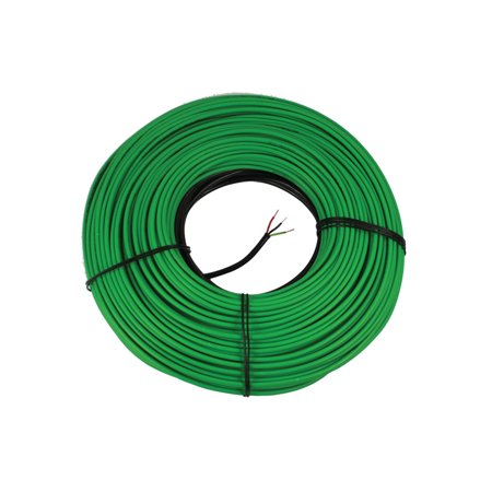 WarmlyYours WHCA-120-0043 120V 4.2A 43 Foot Long Snow Melting Cable 250 Volt 25 Foot Cable