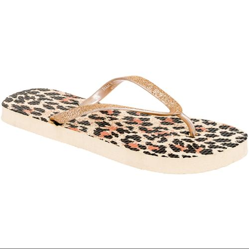 ISAAC MIZRAHI NEW Womens Mona Flip Flop Thong Beach Pool Summer Sandals (BRN, S)