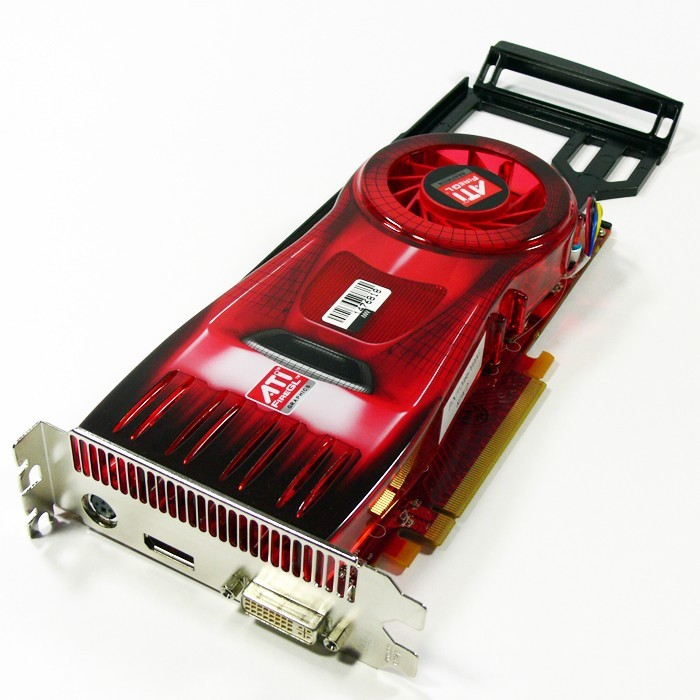 512MB ATI FireGL V7700 GDDR4 2560 X1600 PCI Expressx16 DVI DP TV-Out 100-505505