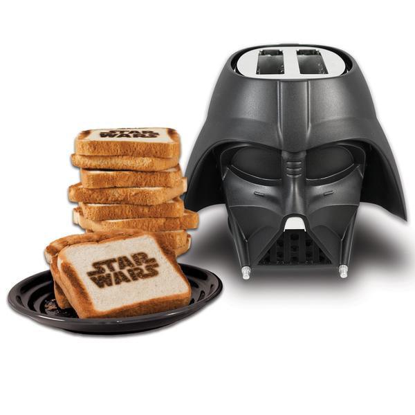Pangea Brands Darth Vader Toaster